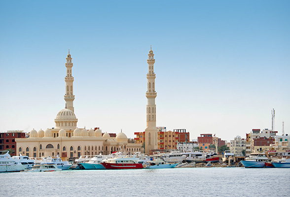 City tour - Hurghada